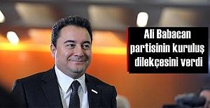 Urfalı 3 İsim Babacan#039;ın Partisinde...