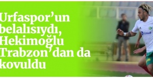 Urfaspor'dan kovulan Mertçam, Trabzon'dan da kovuldu