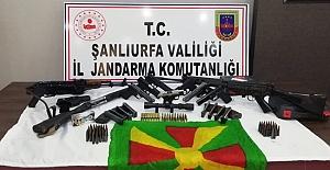 Viranşehir'de Silah Kaçakçılarına Operasyon: 5 Kişi Gözaltına Alındı