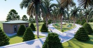 Şanlıurfa#039;da hobi bahçeleri...