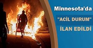 ABD'de Ortalık Fena Karıştı! Minnesota Eyaletinde acil durum ilan edildi