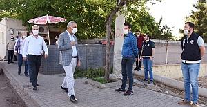 Aslan Ali Bayık'tan Bayram Ziyaretleri