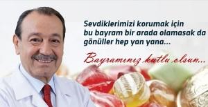 Başhekim Ahmet İnan'dan Bayram Mesajı