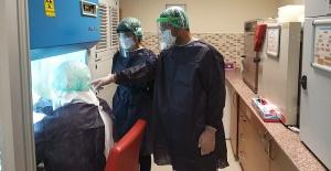 Harran Tıp'a Önemli Görev,  Günde 500 Test Yapacak