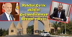 Harran Üniversitesinde Yeni Atama