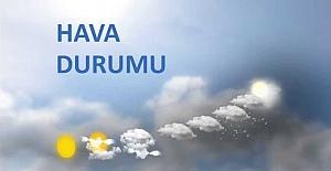 Urfa İçin Sağanak Yağış Uyarısı