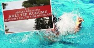 Viranşehir'de gölete giren genç boğuldu
