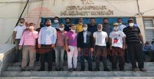 Ceylanpınarlı 22 işçi mahkeme ile işe iade edildi