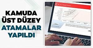 Cumhurbaşkanı Erdoğan'dan 3 Yeni Atama