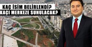 DEVA Partisi Şanlıurfa'da isim belirliyor