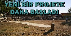 Eyyübiye'de Yeni Bir Proje Başlatıldı