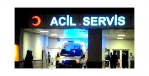 Siverek'te kaza: 6 yaralı