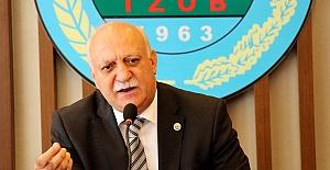 TZOB Genel Başkanı Bayraktar: İklim değişikliği gıda güvenliğini de tehlikeye atmaktadır