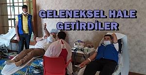 Urfa'da Kan Bağışı İçin Kampanya Başlattılar