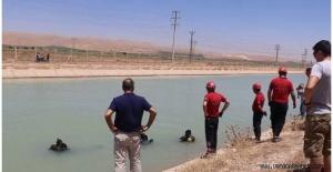 Urfalı Tarım İşçisi Sulama Kanalında Boğuldu