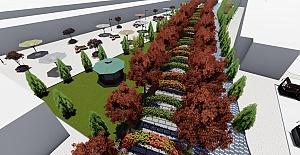 Yemyeşil Urfa, Yeşil Koridor Projesini ile hayat bulacak