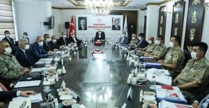 Süleyman Soylu Başkanlığında Urfa'da güvenlik toplantısı