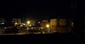 Ceylanpınar Sınırında Şiddetli çatışmalar.! Kaymakamlık Sokağa çıkmayın uyarısı yaptı