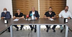 Şanlıurfaspor Başkanı Açıkladı:...