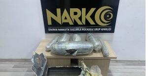 Siverek'te zehir tacirlerine operasyon: 3 tutuklama