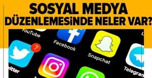 Sosyal Medyaya Nasıl bir Düzenleme Yapılıyor? İşte Detaylar