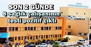 Urfa'da 2 Gün İçerisinde 5'i Doktor 8 Sağlıkçıda Covid-19 çıktı