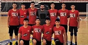 Urfa'dan Voleybol Milli Takımı İçin Sporcu Yetişiyor
