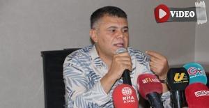 Şanlıurfaspor başkan adayı Hasan Şahin açıklamalarda bulundu