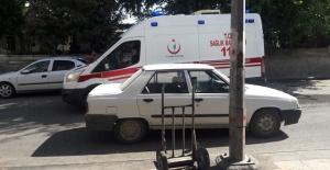 Eyyübiye'de kavga: 1 yaralı