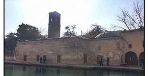 Tarihi Döşeme Camii 5 yıl süren restorasyondan sonra ibadete açıldı