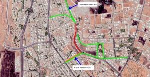 Urfa Büyükşehir'den Duyuru: O Kavşak Trafiğe Kapayılıyor