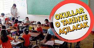 Urfa#039;da Okullar Ne Zaman açılacak?...
