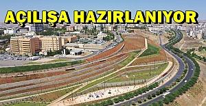 Urfa'da Yapımı Tamamlanan Vadi Açılışa Hazırlanıyor