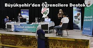 Urfa'da Büyükşehir'den Üniversite Adaylarına Tercih Desteği