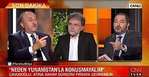 Bakan Çavuşoğlu tarafsız bölge programında flaş açıklamalarda bulundu