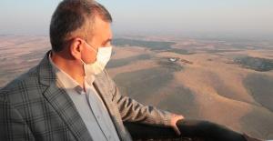 Balonla Havalanan Başkan Beyazgül: Urfa Türkiye'nin en önemli turizm merkezi