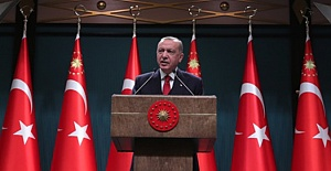 Başkan Erdoğan, Birleşmiş Milletler Genel Kurulunda konuştu