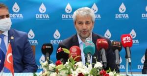 DEVA Partisi Genel Başkan Yardımcısı Nihat Ergün, Urfa'da basınla buluştu