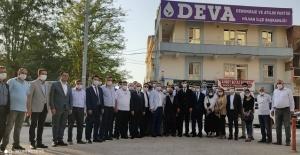 DEVA Partisi Hilvan'da kongresini gerçekleştirdi