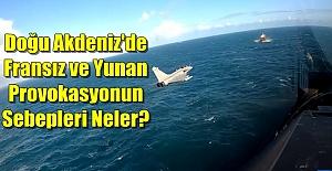 Fransa Ve Türkiye#039;yi Karşı...
