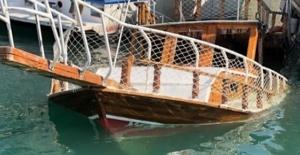 Halfeti'de batan tekneden 26 kişi kurtarıldı