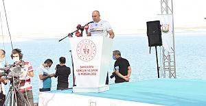Şanlıurfa'da Avrupa Spor Haftası Etkinlikleri Başladı