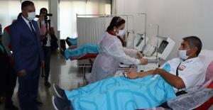 Urfa Büyükşehir İmmün Plazma Kampanyası Başlattı