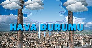 Urfa'da Sıcaklar bir türlü düşmüyor-28 Eylül 2020 hava durumu