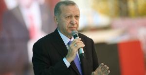 Erdoğan: İzmirli kardeşlerim için...