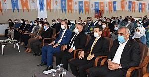 AK Parti Hilvan Kadın Kolları Başkanı Belli Oldu