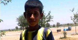 Akçakale'deki 13 yaşındaki çocuktan haber alınamıyor