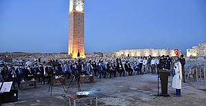 HRÜ Akademik Açılış Törenini Harran'da Yaptı