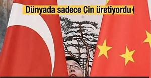 İstendiğinde yapılmayacak bir şey yoktur! Türkiye Çin'in tekelini kırdı