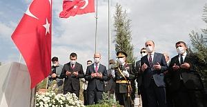 Urfa'da 29 Ekim Cumhuriyet Bayramı Coşkuyla Kutlanıyor